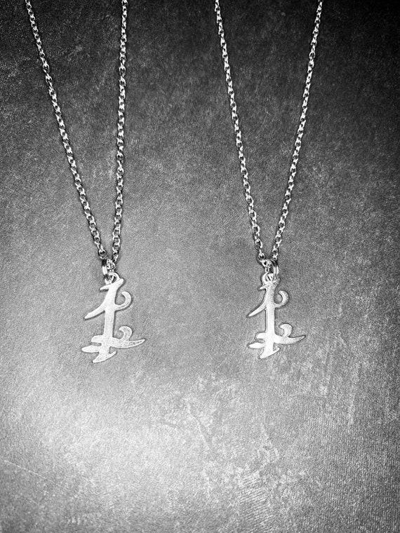 Cortana Shadowhunters necklace
