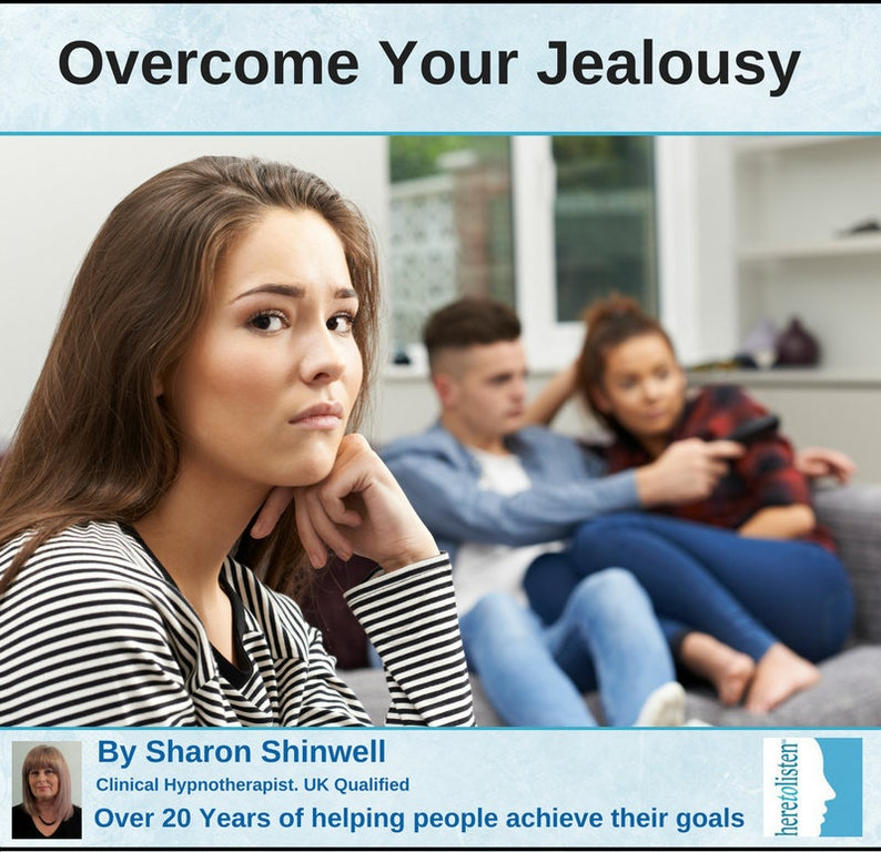 Overcome Jealousy & Possessiveness Self-Hypnosis Audio | Etsy