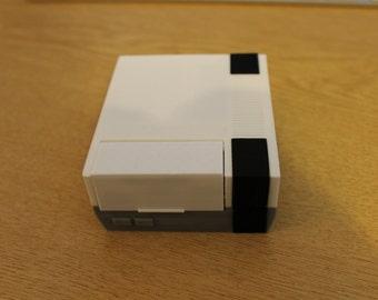 3D Printed NES Nintendo Raspberry Pi 2/3B retropie case