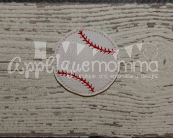 Baseball Feltie Design
