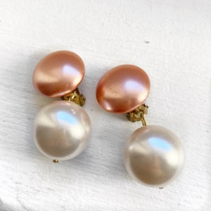 Pearl cascade in Current color! Blush!..