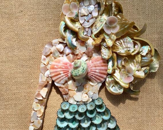 Seashell Mermaid