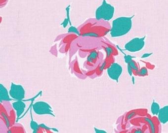 Fat Quarter_Maeve in Pink, Poodle by Jennifer Paganelli OOP HTF Designer Cotton Fabric