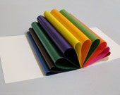 Translucent Wax Paper for making Waldorf Stars Window Stars Kite Paper 100 sheets Multi color 6.25 inch squares