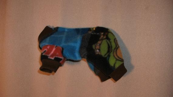 pyjama de Teenage Mutant Ninja Turtles XXSmall