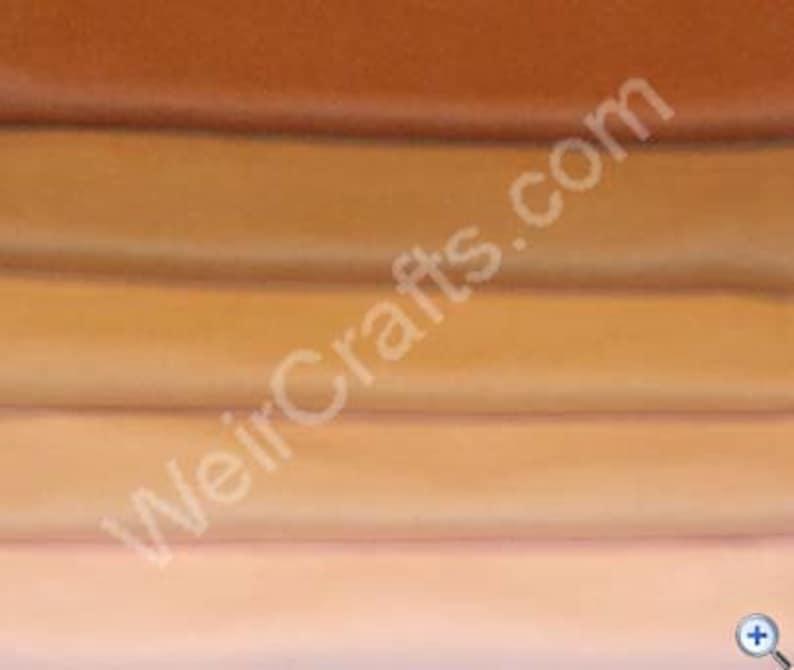 100% Cotton Knit Waldorf Doll Skin Color Fabric  1/2 yard image 0