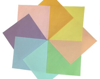 100% Wool Craft Felt - 8 Pastel Colors