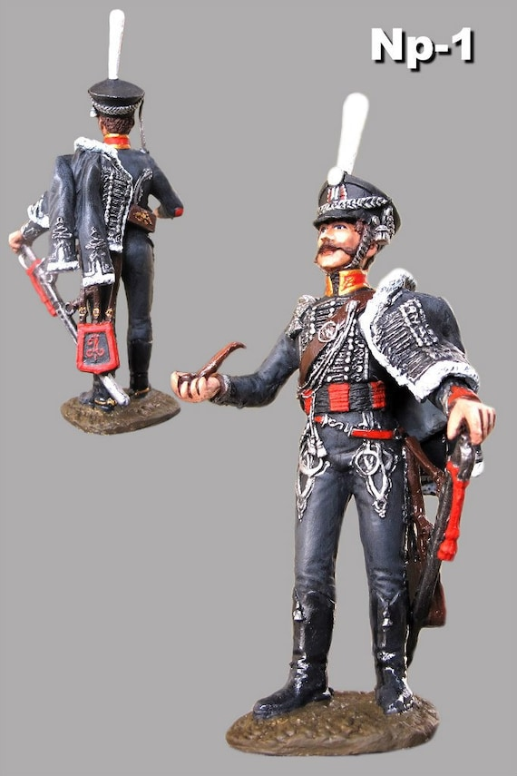 """1//30 Tin soldier Philip IV /""""Beautiful/"""" figure metal soldiers 60mm"""