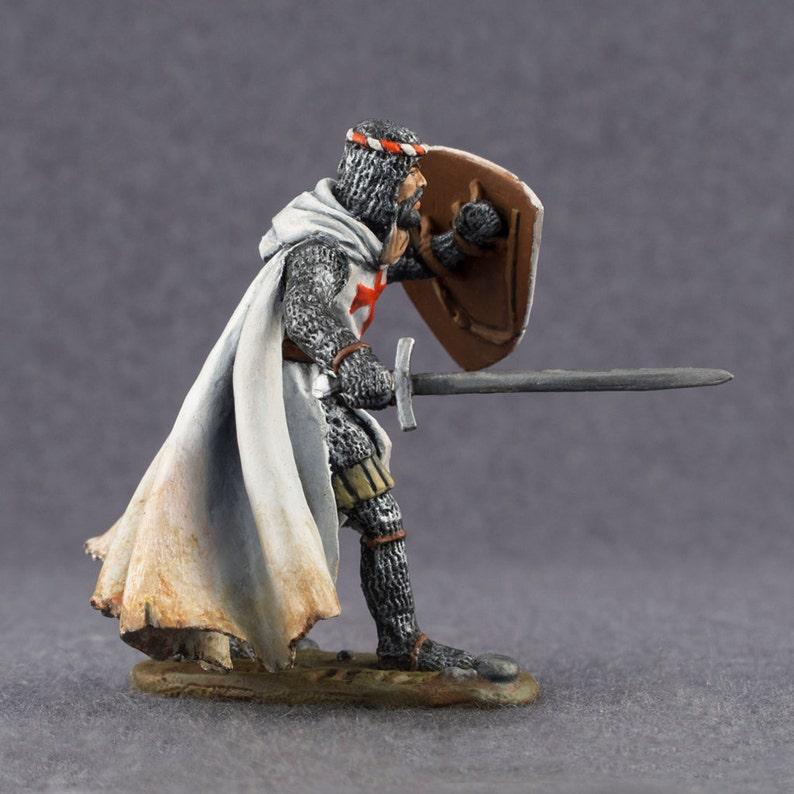 Figure di 54mmEtsy cavaliere Ordens medievale medievale dxBoeC
