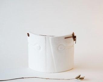 Minimalistic Mask White, Wall Decorative Feature