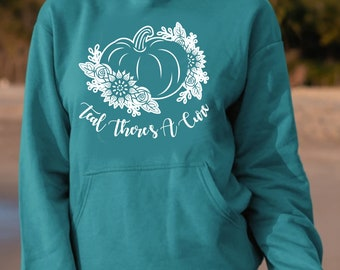 Teal There/'s A Cure Food Allergy Awareness Teal Pumpkin Plaid Print Plaid Print Pumpkin