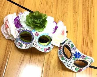 économiser belles chaussures chaussures élégantes Catrina mask | Etsy