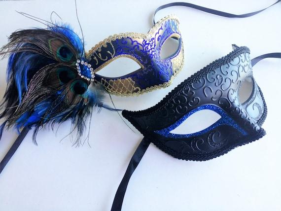 prom.uk stock. palla NUOVO stile veneziano metallo argento Masquerade Maschera in metallo