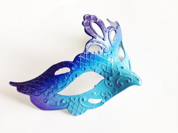 Paon enfants masque de mascarade Masque Halloween pour enfants paon Costume masque paon