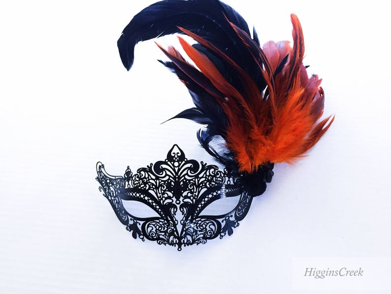 Green Feathers /& Jem Green Mardi Gras Masks Green Venetian Mask Economy Collection Emerald Green Feather Masquerade Mask