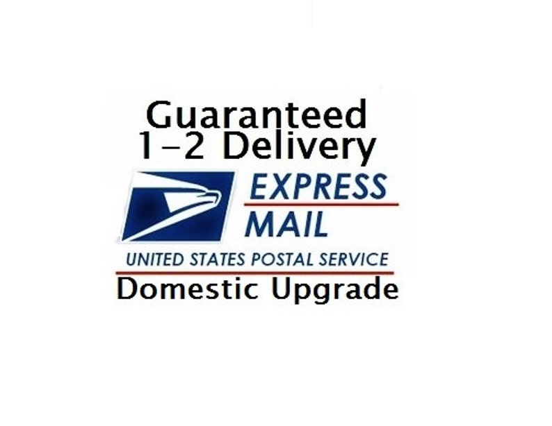 lace item 1-2 DAY EXPRESS Mail Domestic Shipping Upgrade image 0