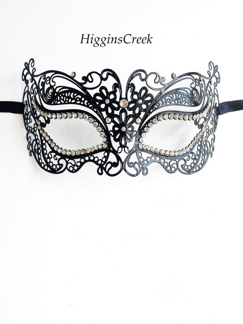 großer rabatt von 2019 größte Auswahl zuverlässige Leistung Neue Maskerade Maske venezianische Kristall Hochzeit Prom Maske Maskenball  Masken Partei Maske