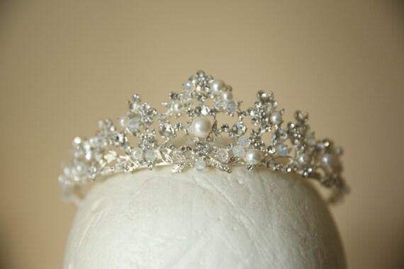 Wedding Tiara, Wedding Crown, Wedding Hair Accesso