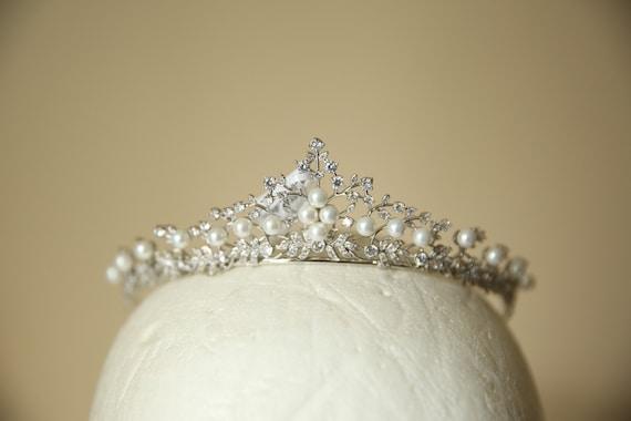Bridal Crown, Wedding Crown, Tiara, Wedding Tiara,