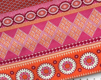 Joel Dewberry for freespirit - Banded Bliss Fabric from the Notting Hill collection