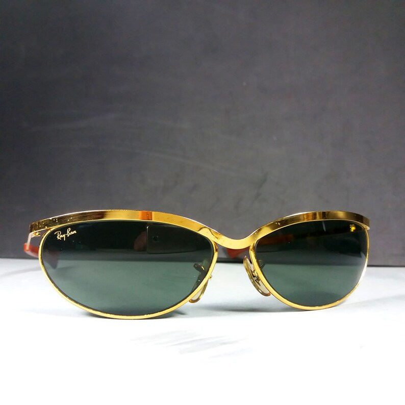 7a52815b5d Ray Ban B L W1979 Vintage Olympian Deluxe Bausch and Lomb