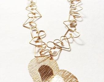 Heart Love Jewelry