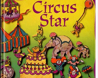Circus Star Personalized Kids Books