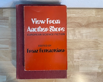 View From Another Shore European Science Fiction Franz Rottensteiner Contunuum Book 1973 Paperback