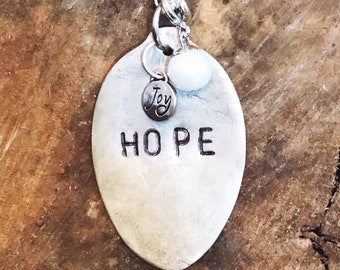 HOPE Vintage Spoon Necklace