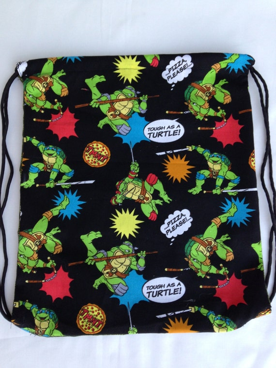What Kids Want Teenage Mutant Ninja Turtles Sand Backpack