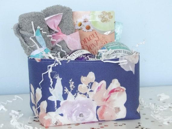 Birthday Gift Basket Office Organization Small Supply