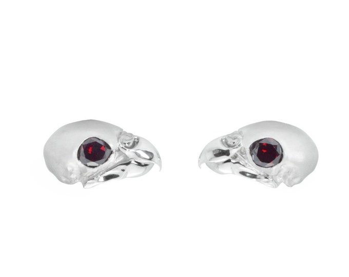 Red Phoenix cuff links
