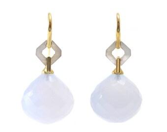 Mist Goddess earrings