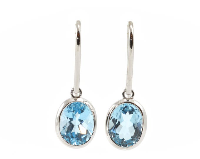 Divine Blue earrings
