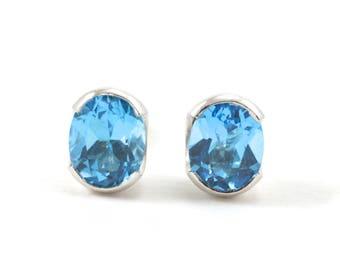 Harvest Blue earrings