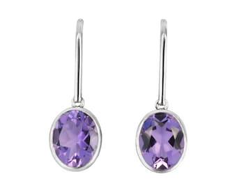 Divine Mauve earrings
