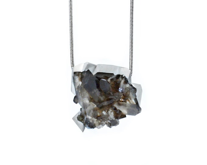 Shear Smoke pendant