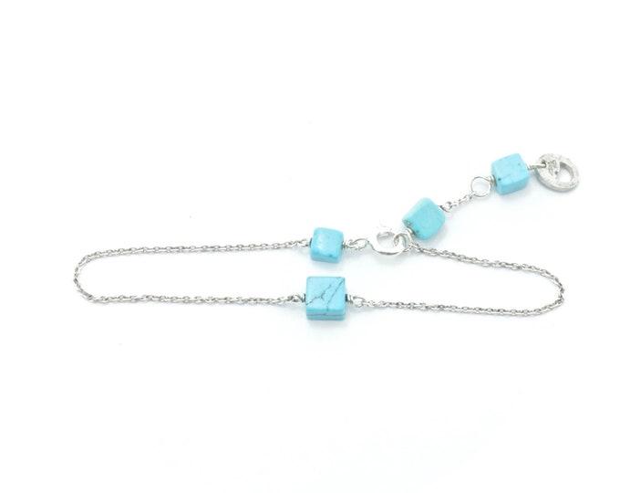 Turquoise Truth bracelet