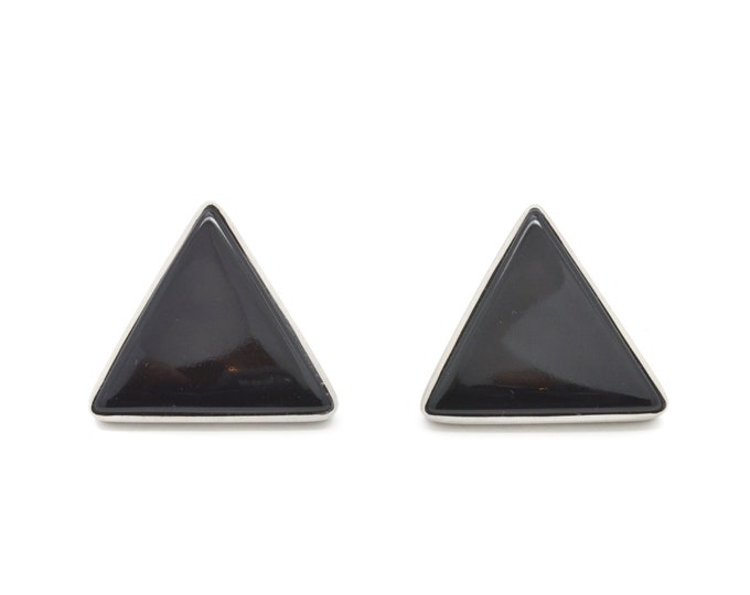 Onyx Zone earrings