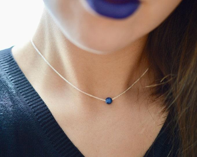 Blue Moon Odyssey pendant