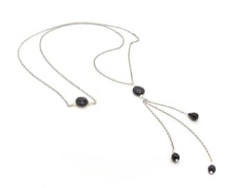 Onyx Allure pendant