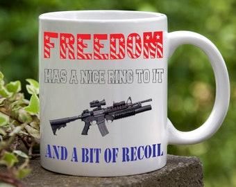 Military gift veteran retirement coffee mug Gift veterans day air force custom navy army marine gift
