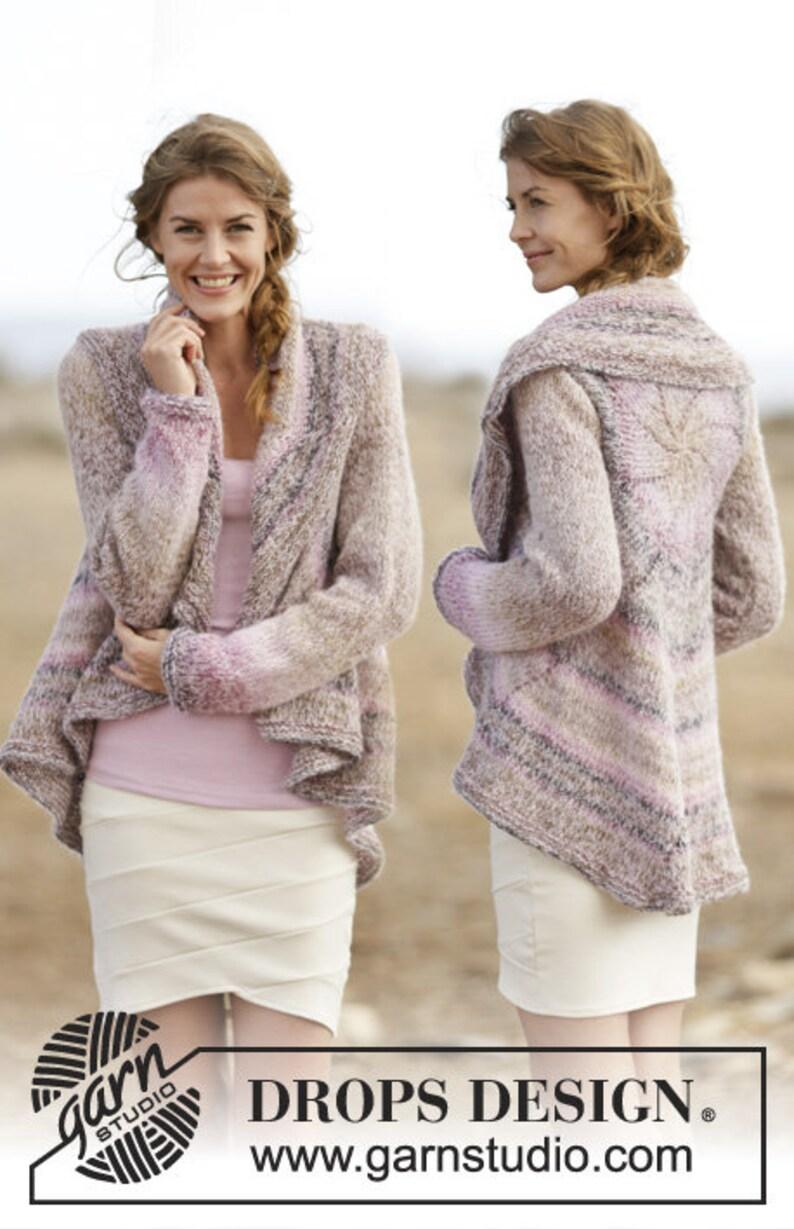 fd731108d57eab Sommer Damen-Pullover Pullover handgestrickt Jacke. | Etsy