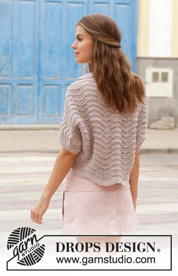 Hand Knitted bolero bolero for women shoulders warmerwool bolero bridal bolerojacketsummer. Different colors available