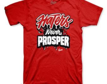 59a8e6af0ffcc6 Shirt Match Jordan 12 Gym Red - Prosper Shirt