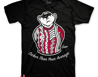 24e1674e552 Raglan Shirt Match Jordan 8 Air Raid Tinker - Greatness Tee