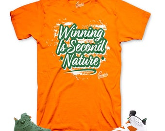 206f43698e3 Jordan 6 Like Mike Second Nature Shirt