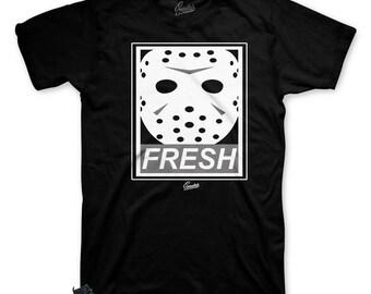 b537d8938fbf34 Shirt Match Jordan 12 Winterized - Fresh Death Tee