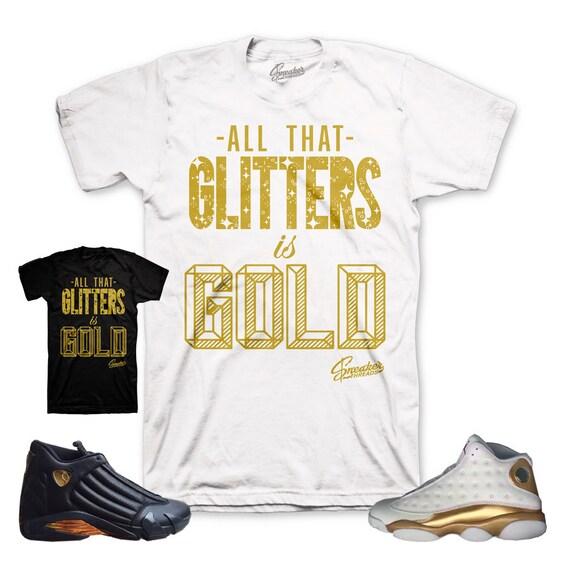 432a7c476f538e Jordan DMP 13   14 Glitters Shirt