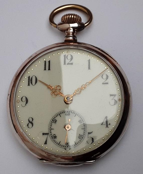 Art Nouveau Pocketwatch